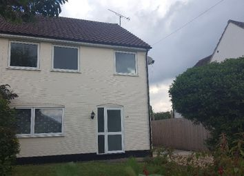 Thumbnail 3 bedroom semi-detached house to rent in Main Street, Hockwold
