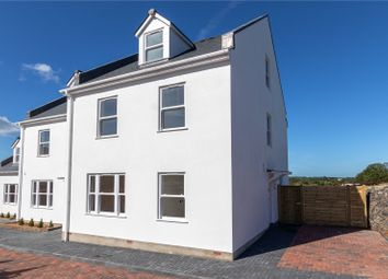 Thumbnail 4 bed semi-detached house for sale in 1 Fontaine Mews, Le Murier, St Sampson