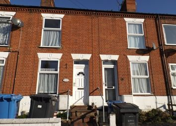 Thumbnail 3 bed property to rent in Wodehouse Street, Norwich