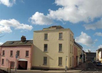 Thumbnail 1 bedroom flat to rent in Spilman Street, Carmarthen