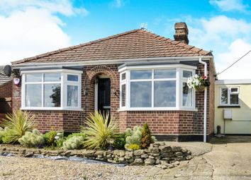 Thumbnail 2 bedroom detached bungalow for sale in Roman Bank, Leverington, Wisbech