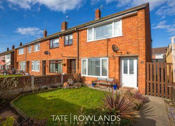 Thumbnail 2 bed end terrace house for sale in Ffordd Llewelyn, Flint, Flintshire