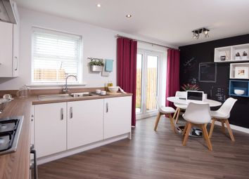 "Thumbnail 3 bed semi-detached house for sale in ""Archford"" at Lightfoot Lane, Fulwood, Preston"