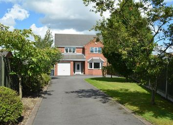 Thumbnail 4 bedroom detached house for sale in Williamthorpe Close, North Wingfield, Chesterfield