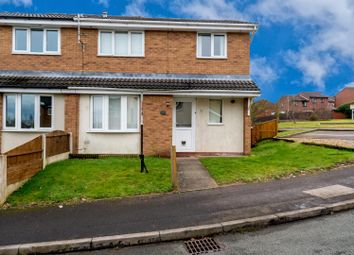 Thumbnail 2 bed end terrace house to rent in Apple Walk, Heath Hayes, Cannock