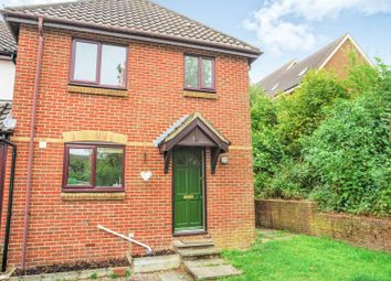 Thumbnail 3 bed end terrace house for sale in Home Mead, Basingstoke