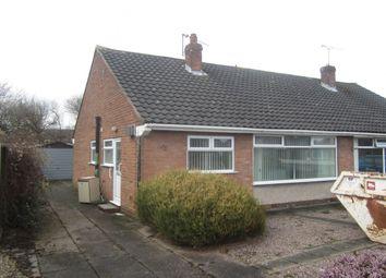 Thumbnail 2 bed bungalow for sale in Coleridge Way, Crewe