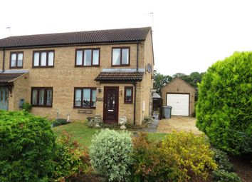 Thumbnail Semi-detached house for sale in Foxglove Road, Stamford