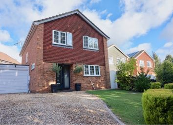 4 bed detached house for sale in Rainbow Close, Old Basing, Basingstoke RG24