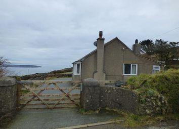 Thumbnail 3 bed bungalow for sale in Morawel, Rhiw, Gwynedd, .