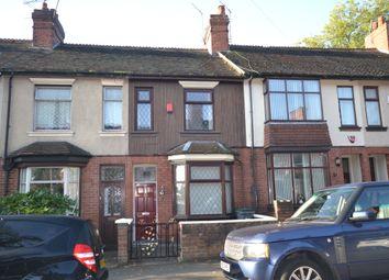Thumbnail 2 bedroom terraced house for sale in Grosvenor Avenue, Oakhill, Stoke-On-Trent