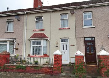 Thumbnail 3 bed terraced house for sale in Thomas Crescent, North Cornelly