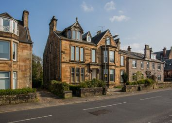 Thumbnail 3 bed flat for sale in 25A, Calside, Paisley