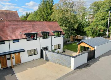 Thumbnail 3 bed semi-detached house for sale in Western Road, Branksome Park, Poole