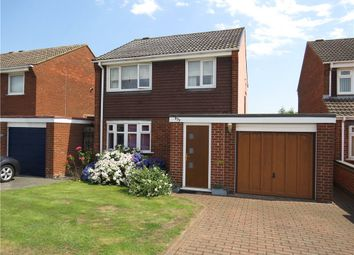 Thumbnail 3 bedroom detached house for sale in Deepdale Lane, Sinfin, Derby