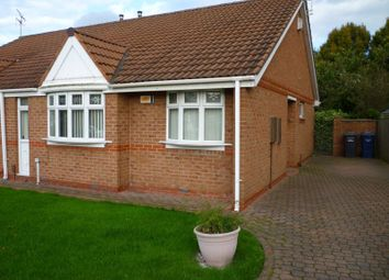 Thumbnail 2 bed semi-detached bungalow to rent in South Dene, South Shields