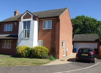 Thumbnail 4 bedroom property to rent in Homestead Drive, Beck Row, Bury St. Edmunds
