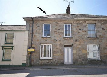 Thumbnail 2 bed terraced house for sale in Fore Street, Chacewater, Truro, Cornwall