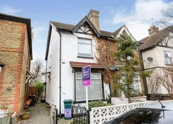 Thumbnail 3 bed semi-detached house for sale in Lower Road, Orpington