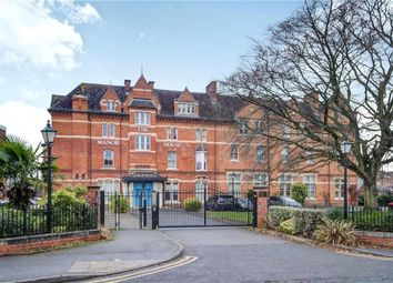Thumbnail 2 bed flat for sale in Manor House, Avenue Road, Leamington Spa
