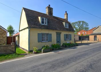 Thumbnail 2 bedroom detached house for sale in Church Street, Great Wilbraham, Cambridge