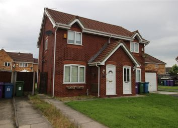 Thumbnail 2 bed semi-detached house for sale in Capricorn Crescent, Liverpool, Merseyside