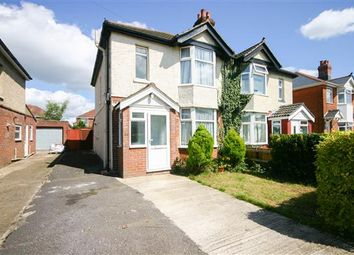 Thumbnail Semi-detached house for sale in South Mill Road, Southampton