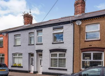 Thumbnail 3 bed terraced house for sale in Rudry Street, Cardiff