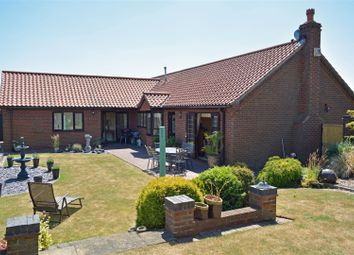 Thumbnail 4 bed detached bungalow for sale in High Garth, Bottesford, Scunthorpe