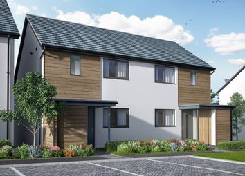 "Thumbnail 3 bed semi-detached house for sale in ""The Daisy"" at Gatehouse Lane, Plymouth"