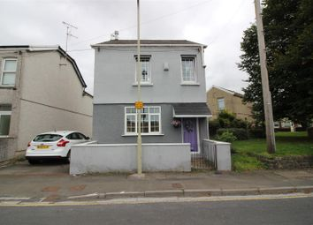 Thumbnail 3 bed detached house for sale in Cemetery Road, Bridgend