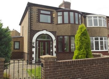 Thumbnail 3 bed property to rent in Hameldon Avenue, Accrington