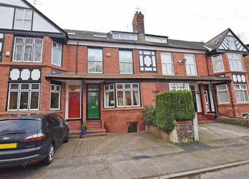 Thumbnail 5 bed terraced house for sale in Bamford Road, Didsbury, Manchester