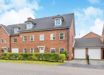 Thumbnail 5 bedroom detached house for sale in Hallams Drive, Nantwich, Cheshire