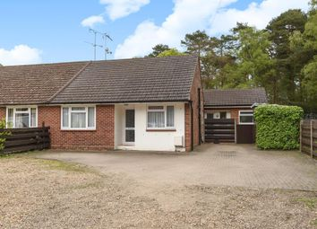 Thumbnail 3 bed bungalow for sale in Deepcut, Surrey