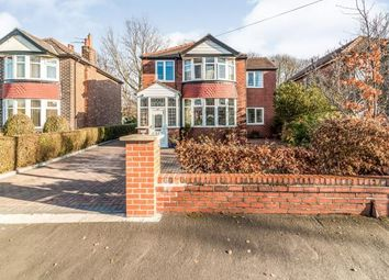 Thumbnail 4 bed detached house for sale in Derbyshire Road South, Sale, Manchester, Greater Manchester