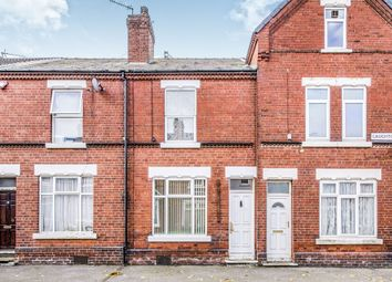 Thumbnail 2 bed terraced house for sale in Laughton Road, Hexthorpe, Doncaster
