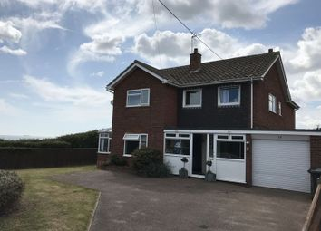 Thumbnail 4 bed detached house for sale in Cliftonville Road, Pakefield, Lowestoft