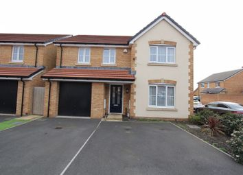 Thumbnail 4 bed detached house for sale in Heol Y Sianel, Rhoose, Barry
