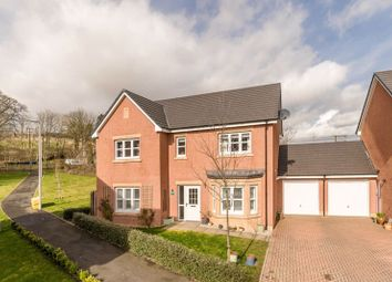 4 bed detached house for sale in 15 Standalane View, Peebles EH45