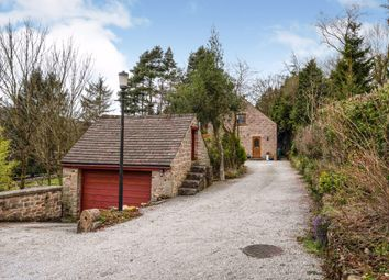 Thumbnail 5 bed detached house for sale in Froggatt, Calver, Hope Valley