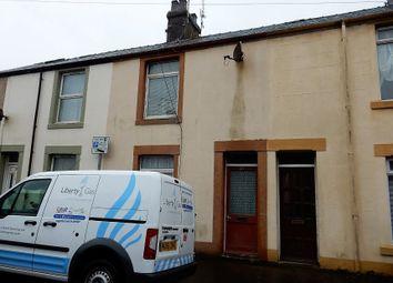 Thumbnail 2 bed terraced house for sale in 36 Blackburn Street, Workington, Cumbria