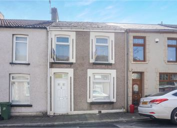 Thumbnail 3 bedroom terraced house for sale in Caemaen Street, Ynysboeth, Mountain Ash