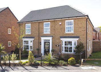 "4 bed detached house for sale in ""Eden"" at Market Road, Thrapston, Kettering NN14"