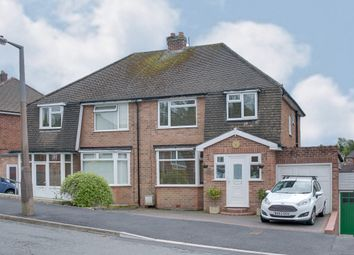 Thumbnail 3 bed semi-detached house for sale in Mason Road, Headless Cross, Redditch