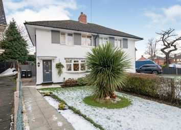 Thumbnail 3 bed semi-detached house for sale in Arkley Road, Hall Green, Birmingham