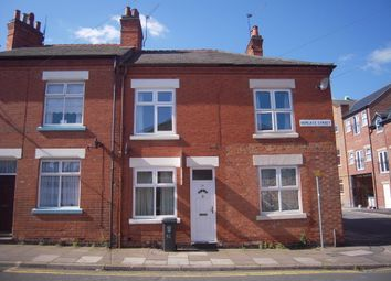 Thumbnail 2 bed terraced house to rent in Borlace Street, Leicester