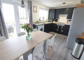 Thumbnail 3 bed semi-detached house for sale in Monument Close, Portskewett, Caldicot