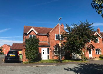 Thumbnail 4 bed detached house to rent in Highfield Mews, Great Gonerby, Grantham, Grantham
