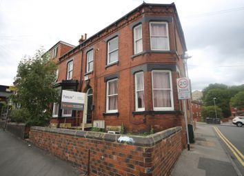 Thumbnail 8 bed property for sale in Woodsley Road, Hyde Park, Leeds